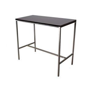 T30244-ROS Bravo Bar Table rental (Rosewood)