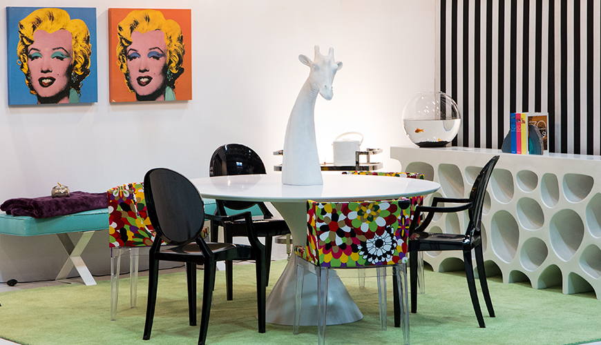 Vignette Vibes 3 trade show furniture rental 3