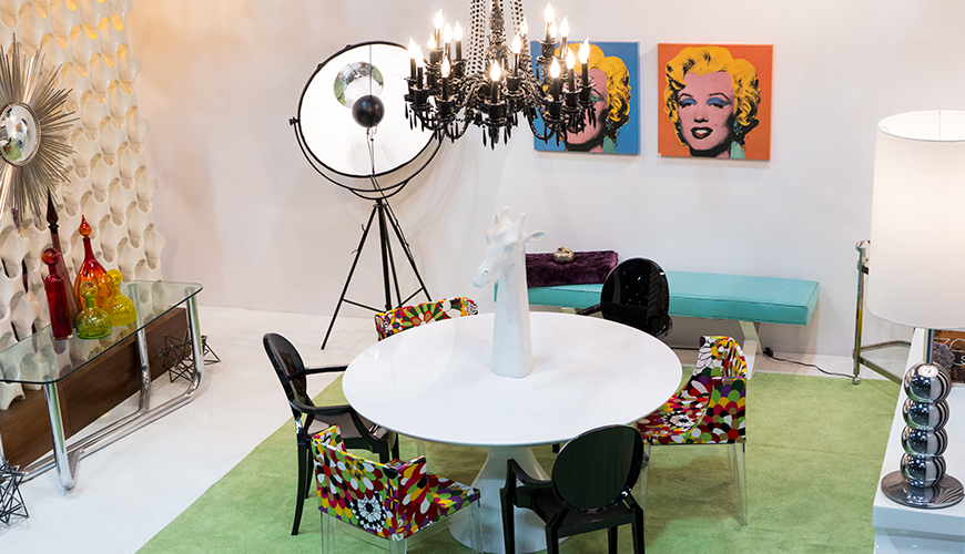 Vignette Vibes 3 trade show furniture rental 5