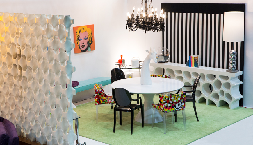 Vignette Vibes 3 trade show furniture rental 6