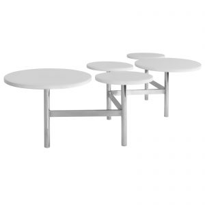 T30470-00 Circles Coffee Table rental angle