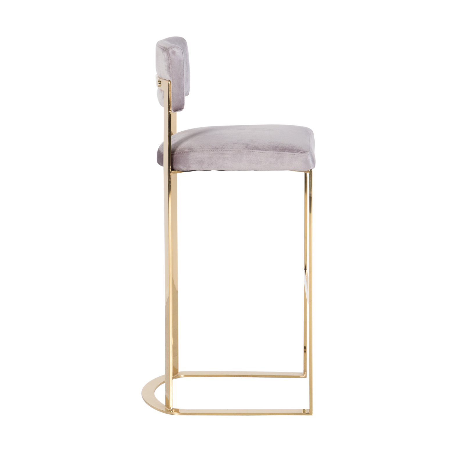 Surprising Garbo Barstool Gold Bar Stool Rentals Formdecor Gmtry Best Dining Table And Chair Ideas Images Gmtryco