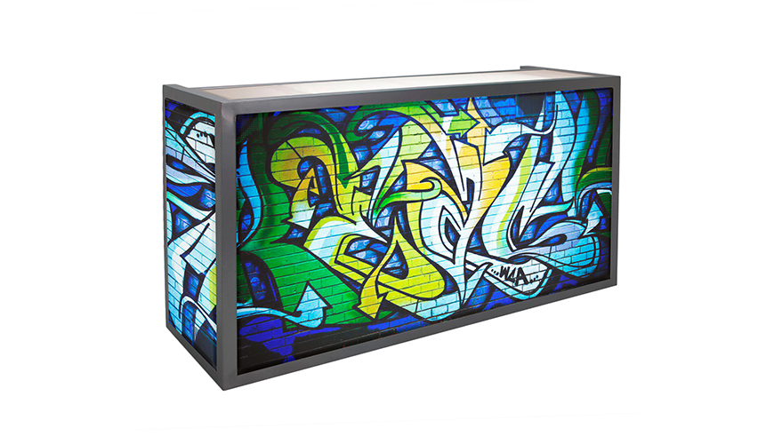 Custom Graphics for Your Event-FormDecor-Furniture-Rental-Graffiti-Bar-1