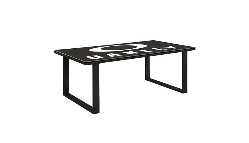 Custom Graphics for Your Event-FormDecor-Furniture-Rental-Oakley-Table-2