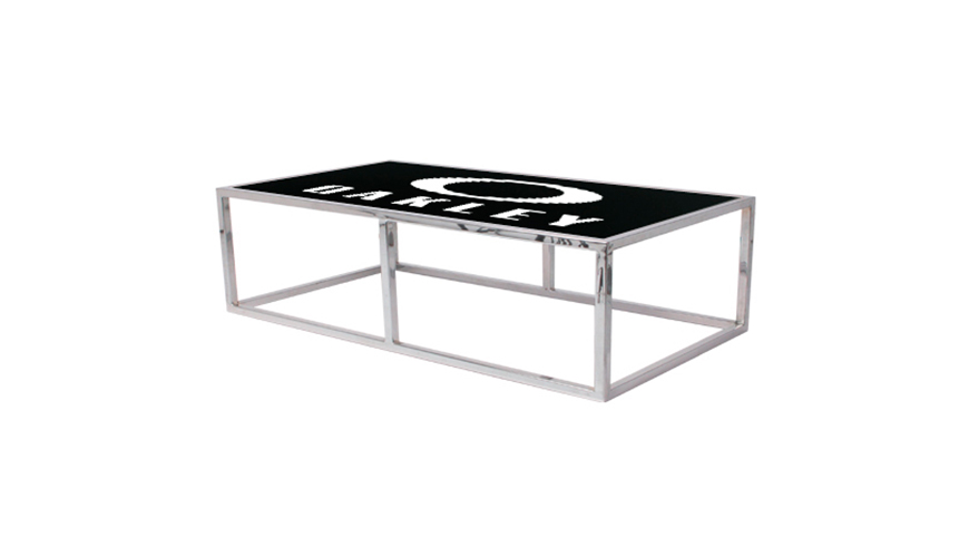 Custom Graphics for Your Event-FormDecor-Furniture-Rental-Oakley-Table