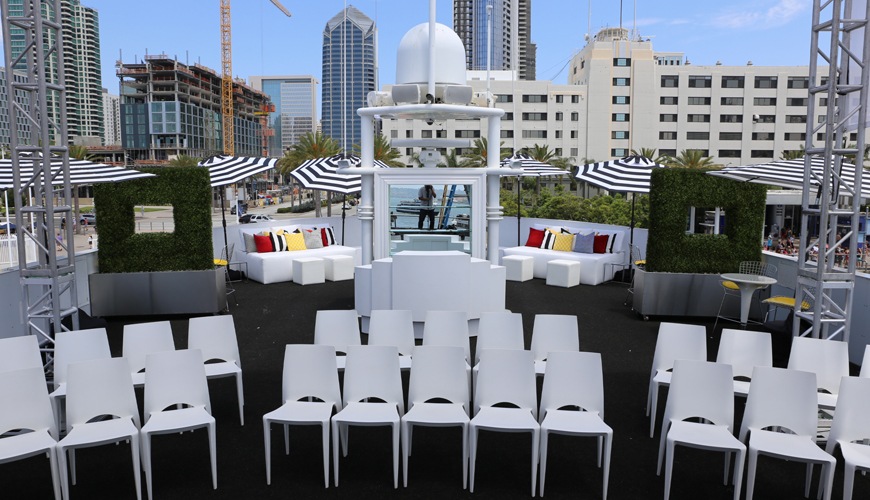 Comic Con IMDb Furniture Rental FormDecor-1