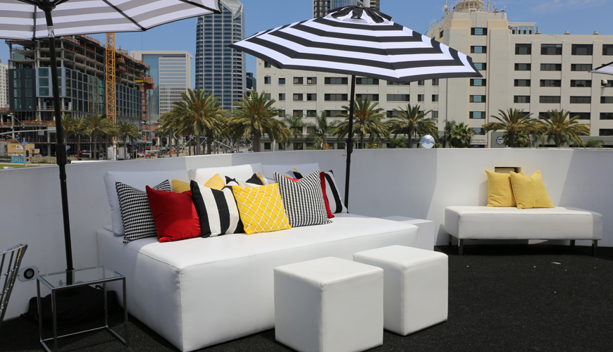 Comic Con IMDb Furniture Rental FormDecor-3