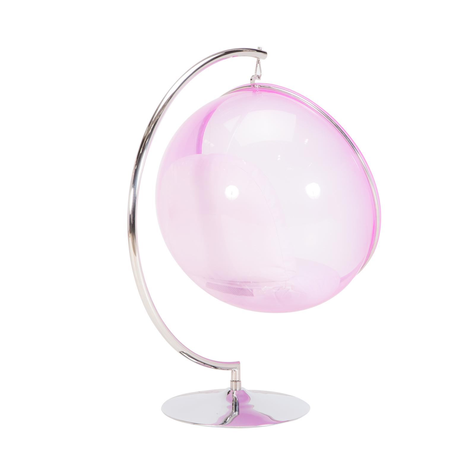 Hanging Ball Chair Event Trade Show Furniture Rental