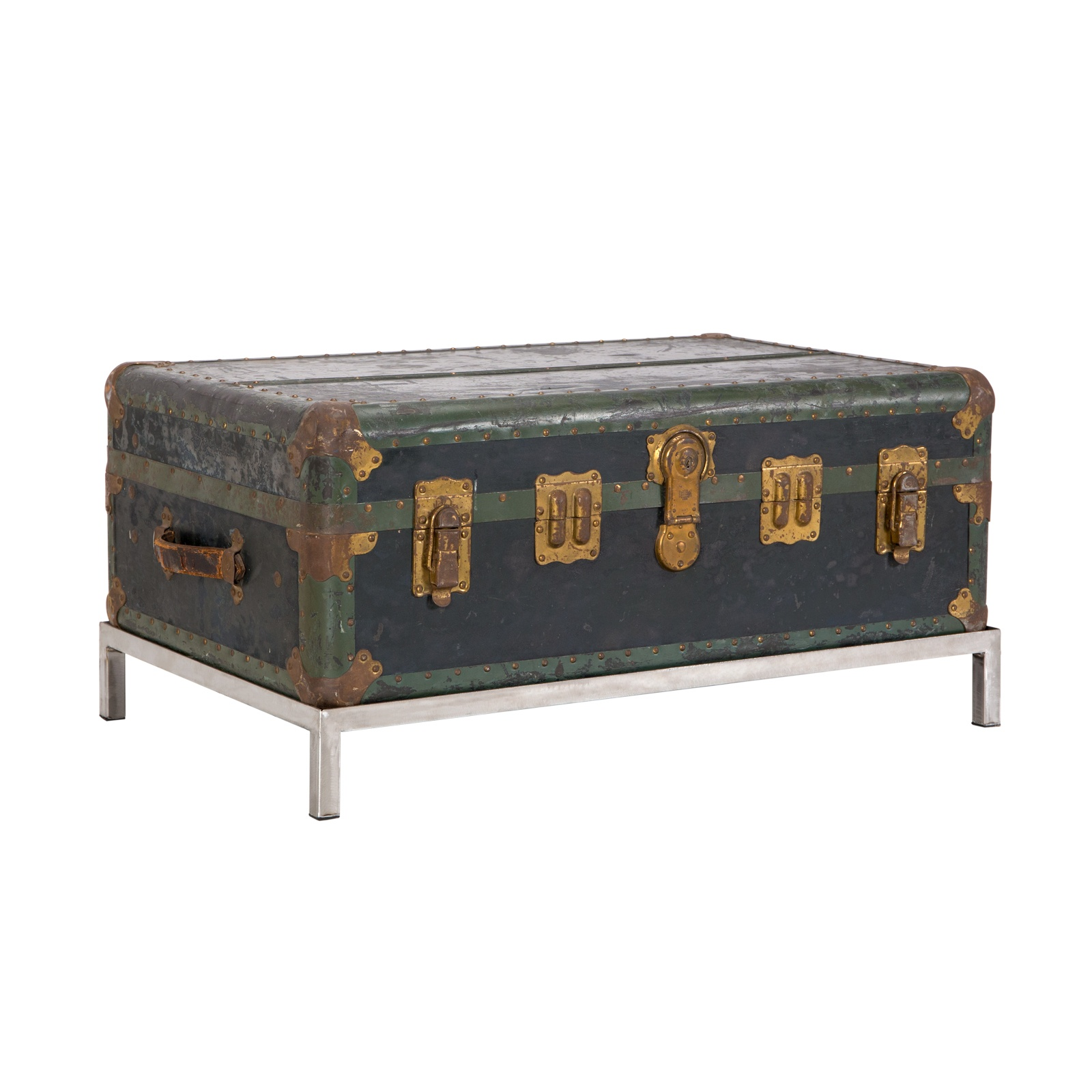 Steamer Trunk 4 Coffee Table Formdecor