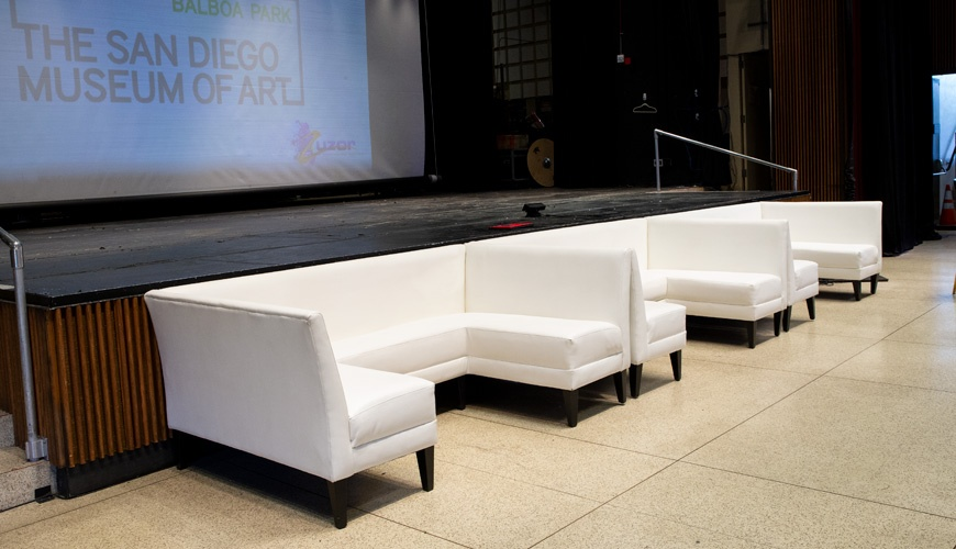 Museum Furniture Rental FormDecor 1