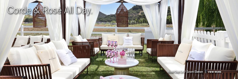 Furniture Rental, Event Furniture Rental, Party Furniture Rental