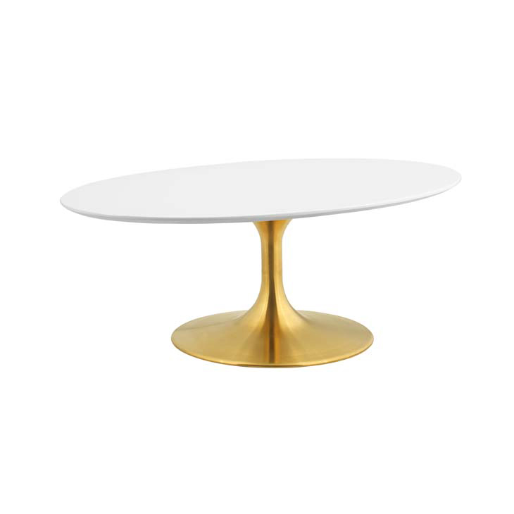 Oval Tulip Coffee Table: What's New