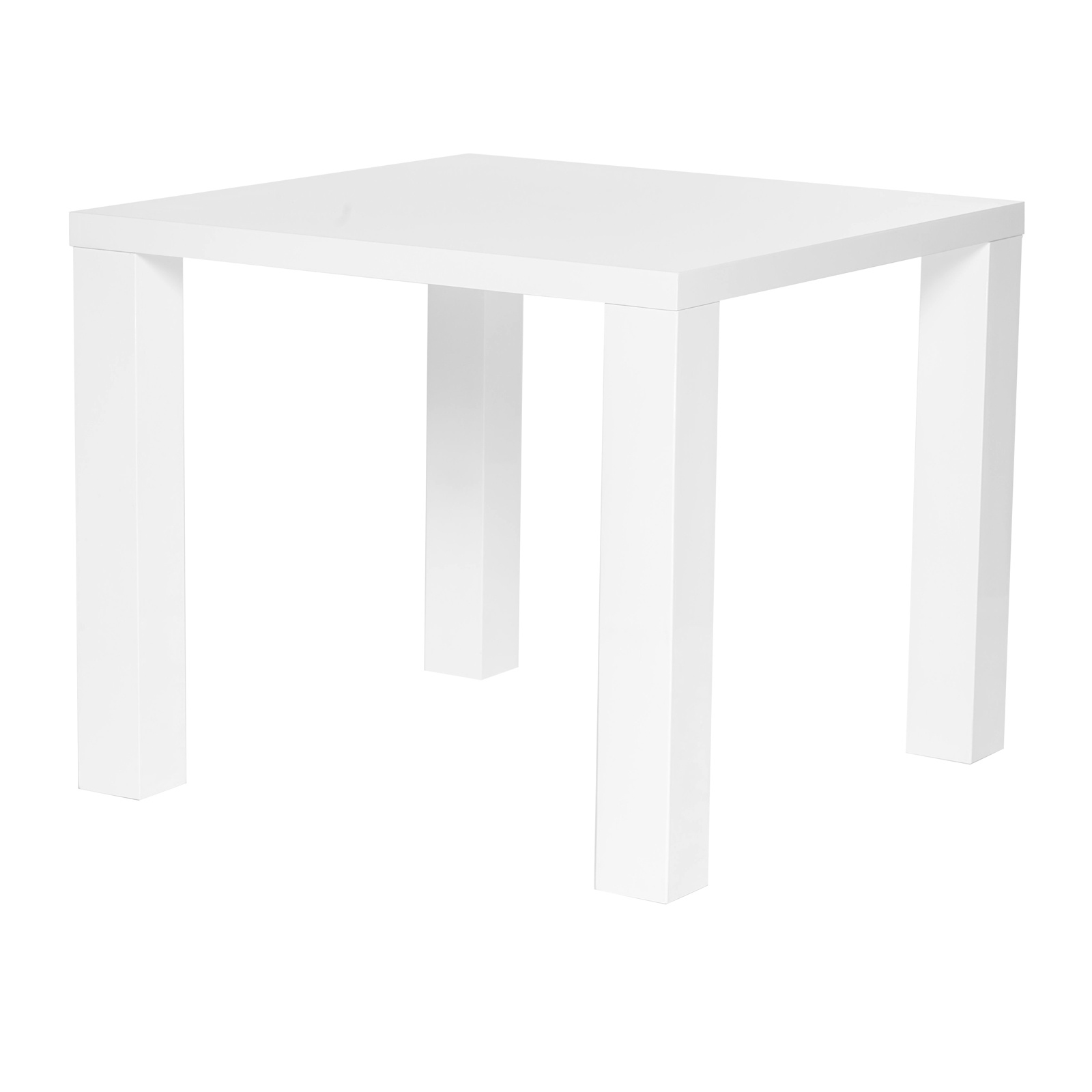 Parsons Dining Table Square Event Trade Show Furniture