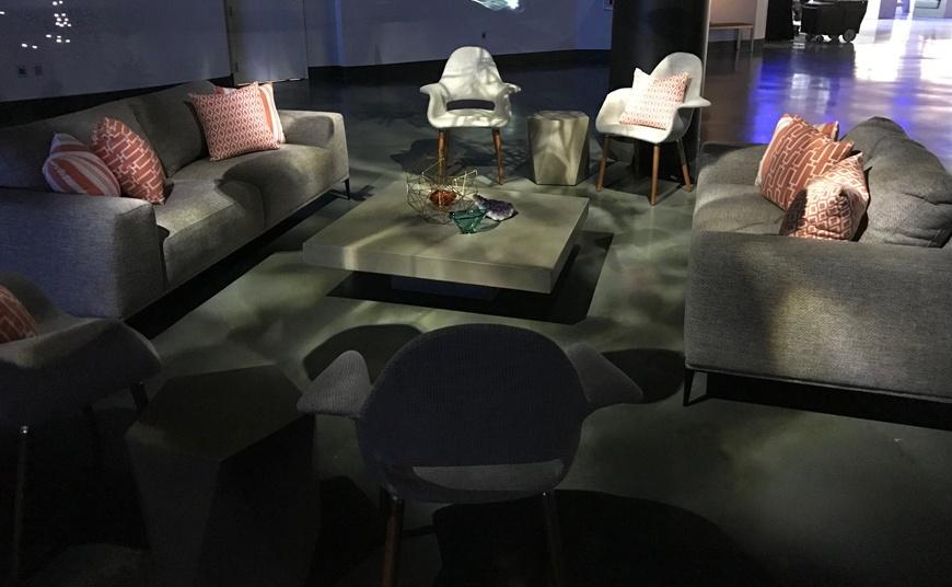Facebook Artificial Intelligence-sofa-rental-chair-table-decor-9