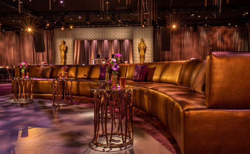 Governors Ball Oscars Furniture Rentals FormDecor 2