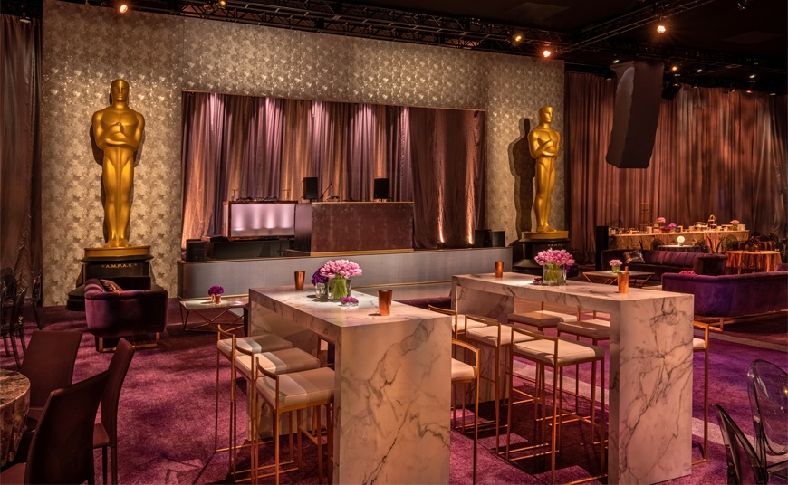 Governors Ball Oscars Furniture Rentals FormDecor 3