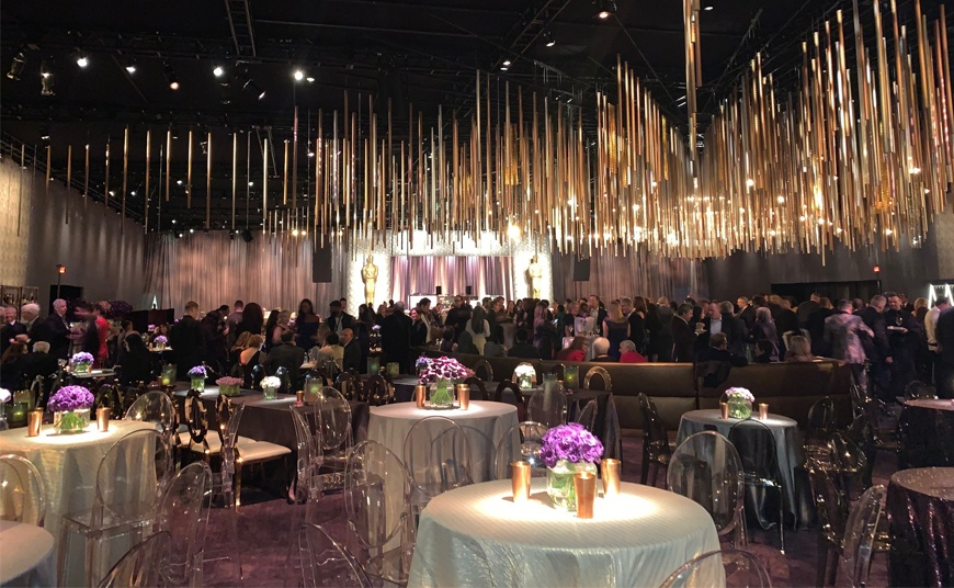 Governors Ball Oscars Furniture Rentals FormDecor 5