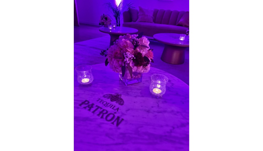 Doja-Cat-Grammy-Party-2021-furniture-rental-6